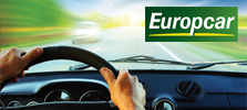 Book worldwide car hire with Europcar