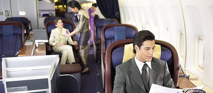 Thai Airways 03 First Class 2