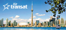 The cheapest worldwide flights with Air Transat