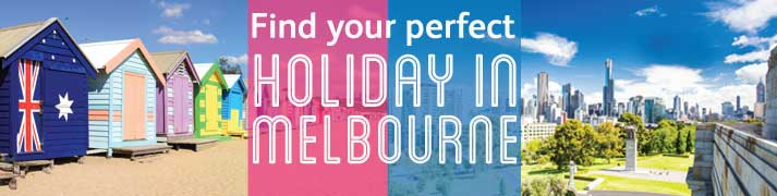 Holidays in Melbourne with Netflights.com