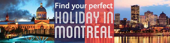 Holidays in Montreal, Alberta