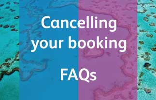 Cancelling Your Booking