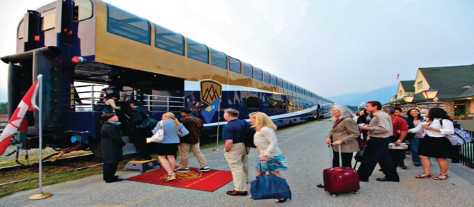 Tour Canada with Rocky Mountaineer