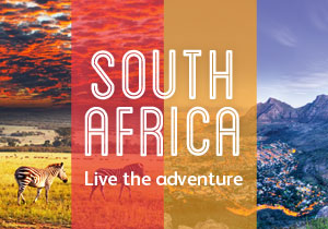 South Africa tourist board