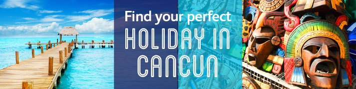 Holidays in Cancun with Netflights.com