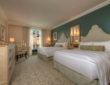 Loews Portofino Bay accomodation