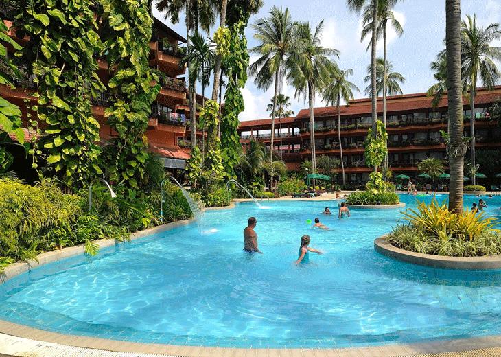 Patong Merlin Hotel Phuket Netflights Com