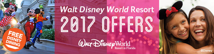 Disney Resort Hotel guest benefits