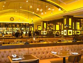Bread Street Kitchen & Bar at Atlantis, The Palm