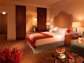 Deluxe guest room at Atlantis The Palm Dubai