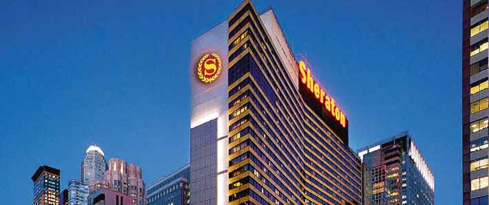 Sheraton New York Times Square, New York