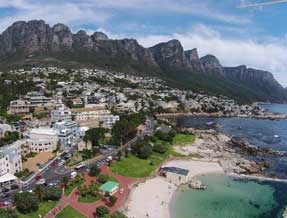 Camps Bay Resort, South Africa