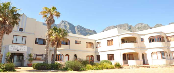 Camps Bay Resort exterior