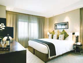 Southern Sun Waterfront room