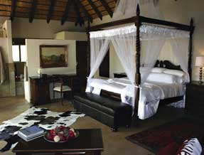Shiduli Private Game Lodge accomodation