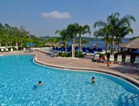 Bahama Bay swimming pool