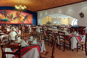 Occidental Grand Xcaret Resort dining