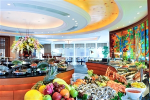 Harbour Plaza North Point buffet