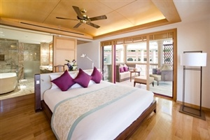 Premium deluxe ocean facing room