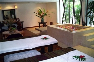 Imperial Spa treatment beds