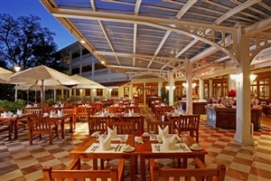 Dining at Centara Grand Beach Resort and Villas Hua Hin
