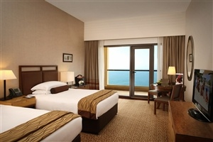 Premium sea view room