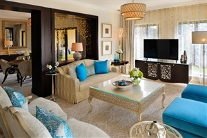 Executive Suite at Arabian Court Royal Mirage