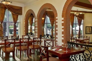 Restaurant at Habtoor Grand