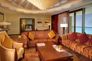 Imperial Suite living area