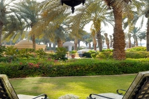 Gardens at Residence & Spa at One&Only Royal Mirage