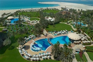 Aerial view of Le Meridien Beach Resort & Spa