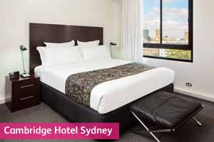 Cambridge Hotel Brisbane