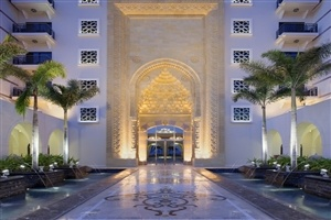 Jumeirah Zabeel Saray entrance
