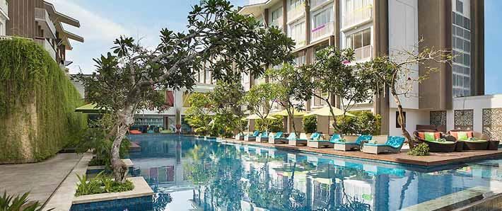 Ibis Styles Bali Berjaya Times Square Hotel Kuala Lumpur
