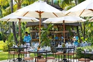 Dining options at La Pirogue