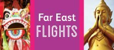 Flights to the Far East