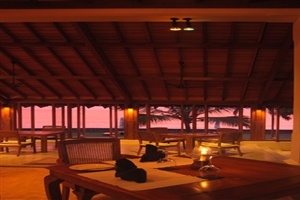 Lounge area at Saman Villas Sri Lanka