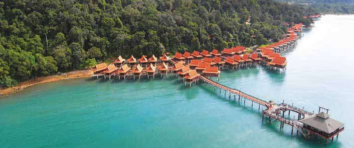 Capitol Hotel Kuala Lumpur Berjaya Langkawi Resort Bayview Beach