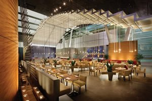Dining at ARIA