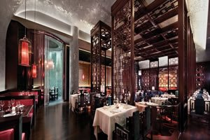 Restaurant choices at ARIA resort & Casino