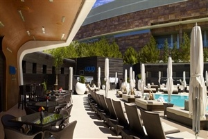 ARIA pool area