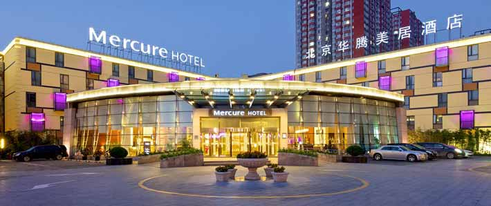 Mercure Beijing Downtown, Beijing