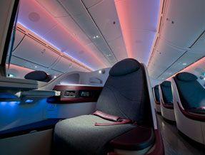 Qatar Business Class Flights
