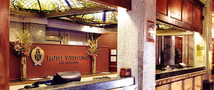 Whitcomb Hotel, San Francisco