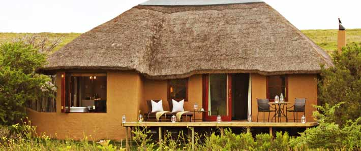 Hlosi Game Lodge, Addo