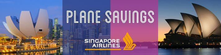 Singapore Airlines Header