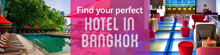 Hotels in Bangkok with Netflights.com