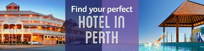 Hotels in Perth