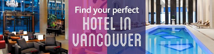 Hotels in Vancouver