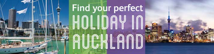 Holidays in Auckland